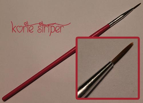 korte striper