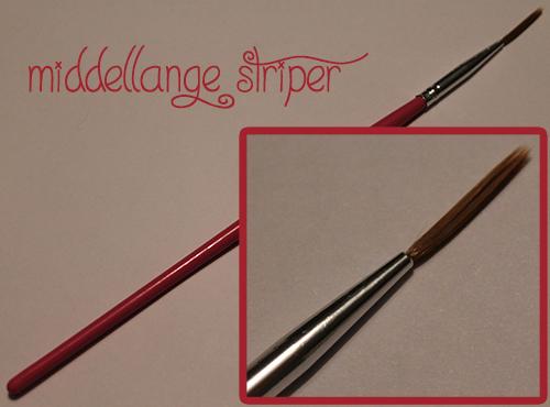 middellange striper