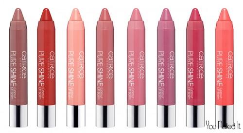 lip pure shine