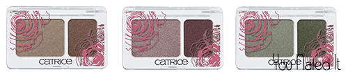 Catr. Eve In Bloom Soft Duo Eyeshadow
