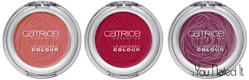 Catr. Eve In Bloom Lip And Cheek Cream