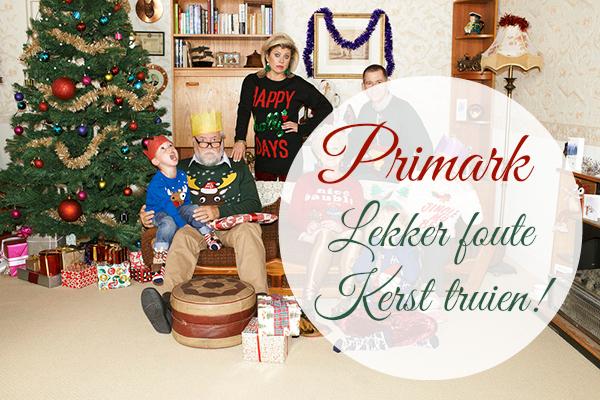 Foute Kersttrui Kopen Primark.Primark Lekker Foute Kerst Truien You Nailed It