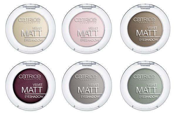 Catr. Velvet Matt Eyeshadow 010