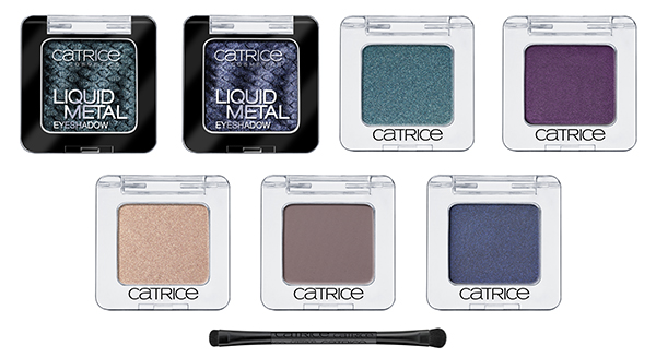 Catr. Liquid Metal Eyeshadow #100