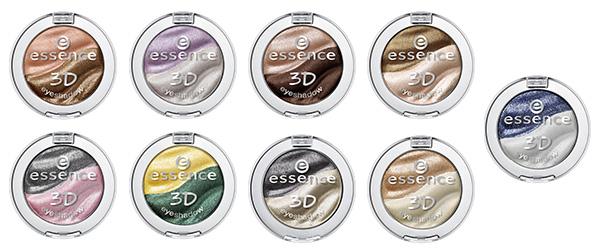 essence 3D eyeshadow #01