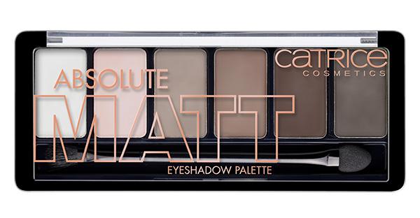 Catr. Absolute Matt Eyeshadow Palette
