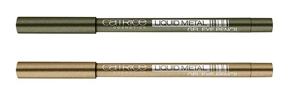 Catr. Liquid Metal Gel Eye Pencil 040