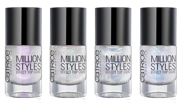 Catrice Million Styles Effect Top Coat 01 Godfather of Pearl