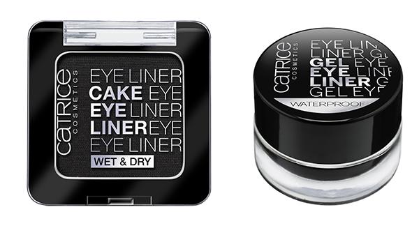 Catr. Cake Eyeliner Wet & Dry