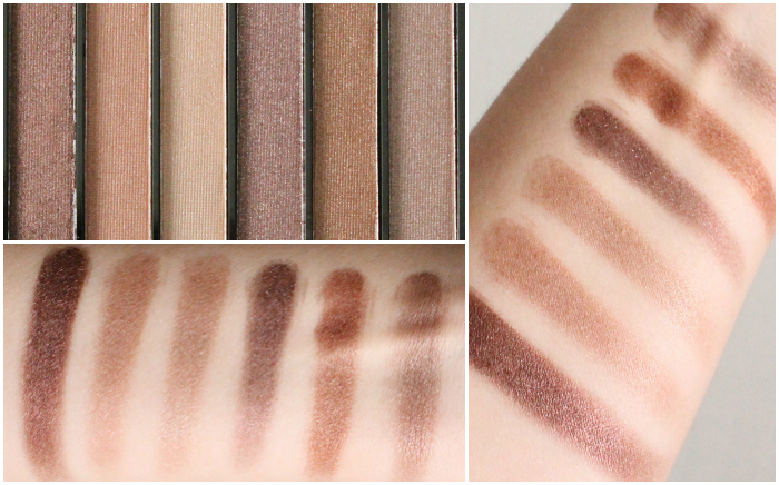 swatches 2 essential shimmer