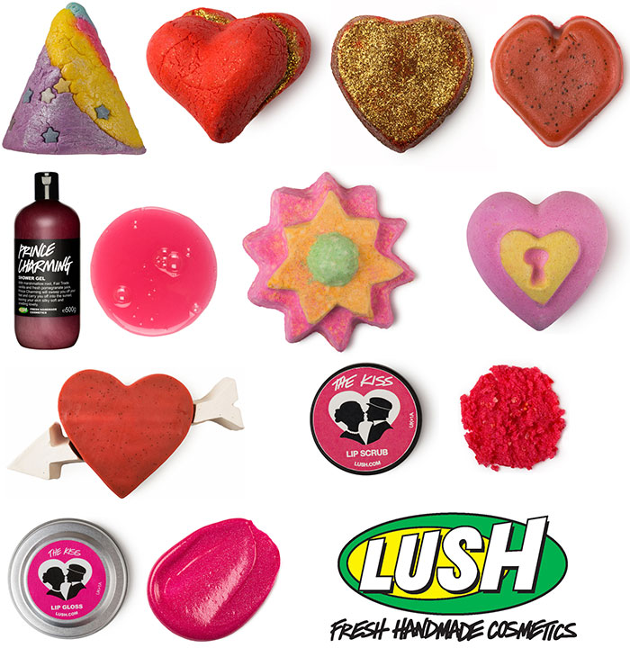 Lush-Valentijn