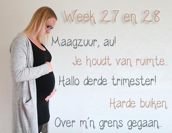 week 27 en 28