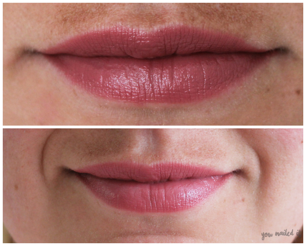 barely there lipstick