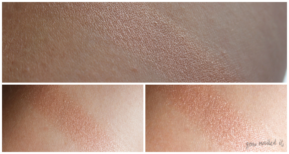 blush gems swatch