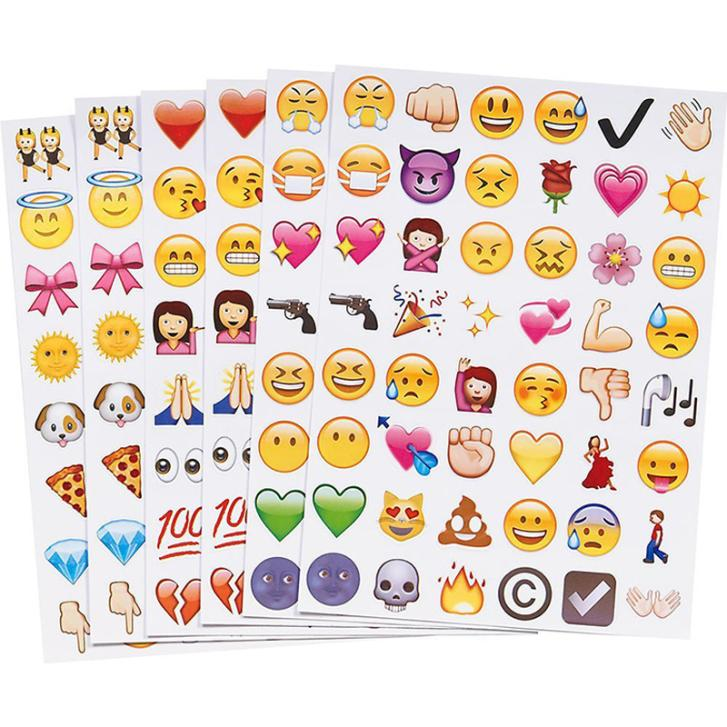 20-Sheets-Pack-Emoji-Sticker-Pack-960-Emoji-Smile-Stickers-Cute-Emojis-For-Notebook-Message-Funny