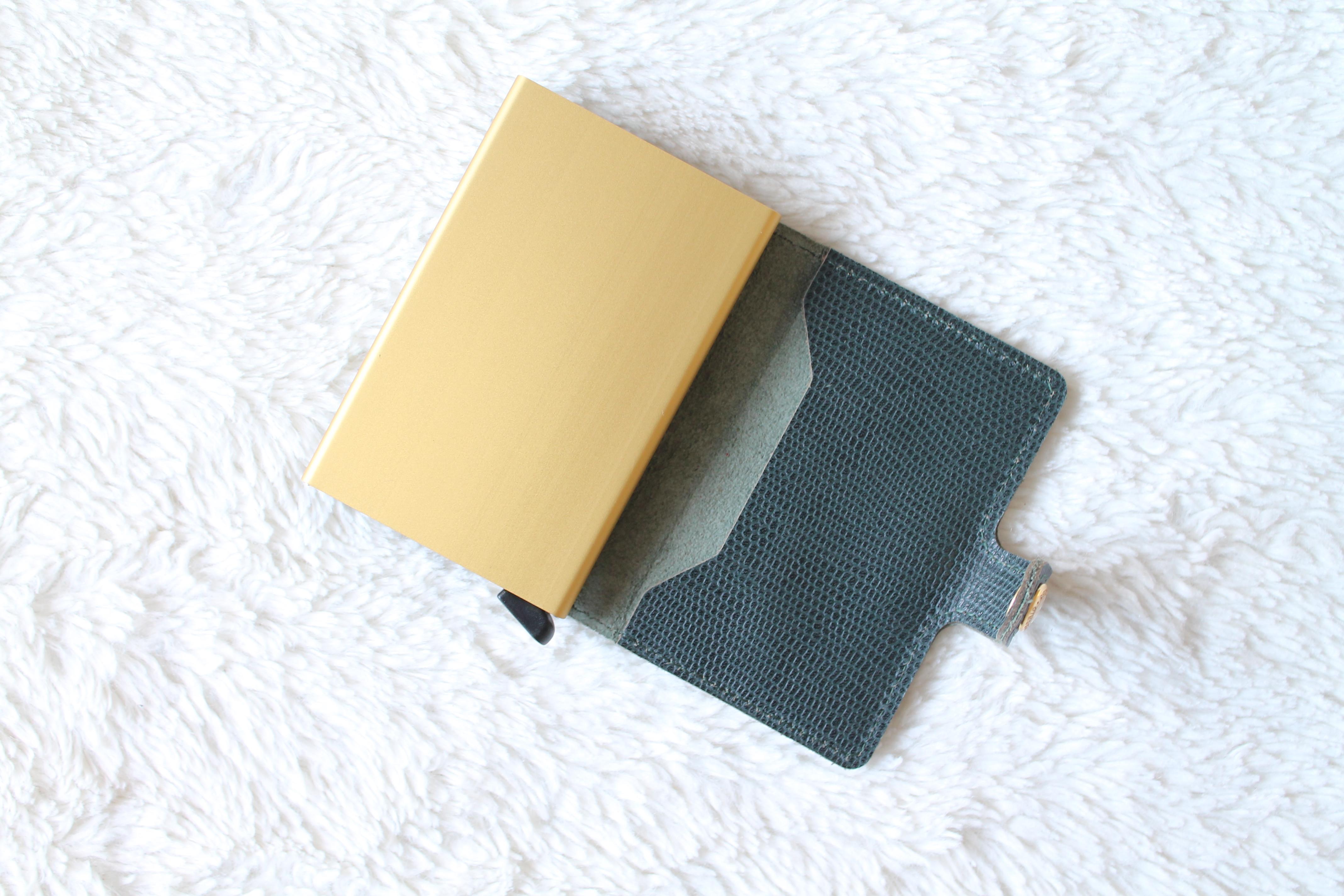 Secrid Mini Wallet de ideale portemonnee! • You Nailed It