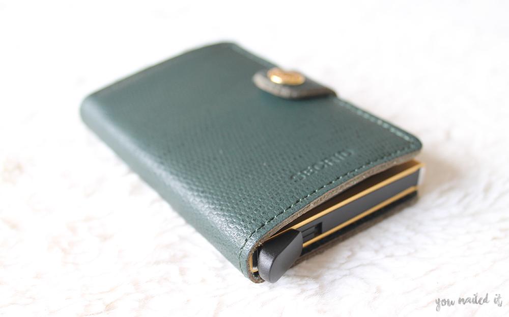 Portemonnee Alleen Pasjes.Secrid Mini Wallet De Ideale Portemonnee You Nailed It