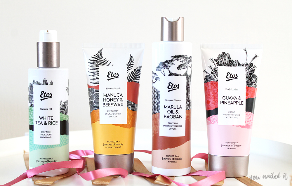 Etos The Journey Of Beauty Producten You Nailed It
